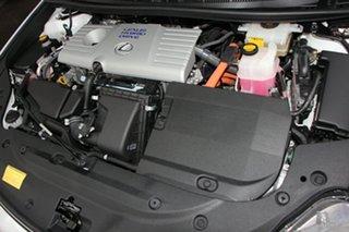 2013 Lexus CT200H ZWA10R MY13 Luxury White 1 Speed Constant Variable Hatchback Hybrid