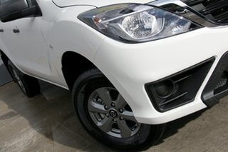 2019 Mazda BT-50 UR0YG1 XT Cool White 6 Speed Sports Automatic Utility.