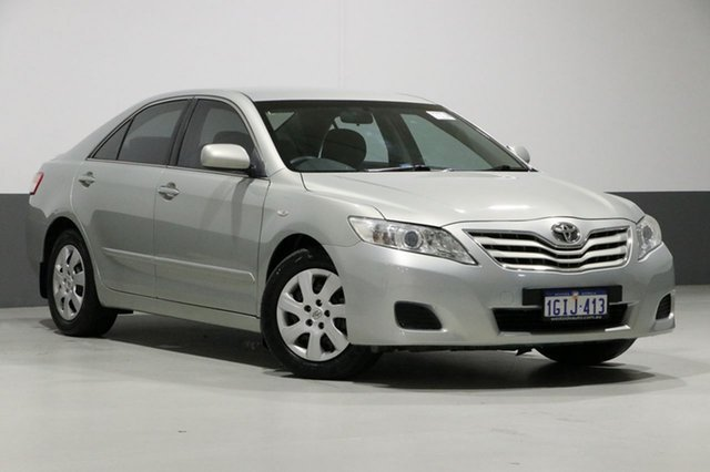Used Toyota Camry ACV40R 09 Upgrade Altise, 2010 Toyota Camry ACV40R 09 Upgrade Altise Silver 5 Speed Automatic Sedan