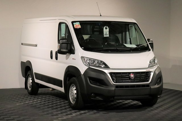 New Fiat Ducato Series 6 Low Roof MWB Comfort-matic, 2019 Fiat Ducato Series 6 Low Roof MWB Comfort-matic White 6 Speed Sports Automatic Single Clutch