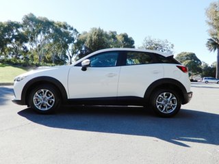 2017 Mazda CX-3 DK2W7A Maxx SKYACTIV-Drive White 6 Speed Sports Automatic Wagon