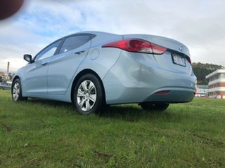 2012 Hyundai Elantra MD Active Clean Blue 6 Speed Sports Automatic Sedan.