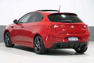 2017 Alfa Romeo Giulietta Series 2 Veloce TCT Red 6 Speed Auto Dual Clutch Hatchback
