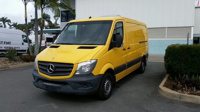 Used Mercedes-Benz Sprinter NCV3 MY13 313CDI High Roof LWB, 2013 Mercedes-Benz Sprinter NCV3 MY13 313CDI High Roof LWB White 6 Speed Manual Van