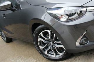 2019 Mazda 2 DJ2HAA Genki SKYACTIV-Drive Machine Grey 6 Speed Sports Automatic Hatchback.