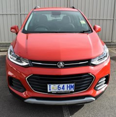 2019 Holden Trax TJ MY19 LS Absolute Red 6 Speed Automatic Wagon.