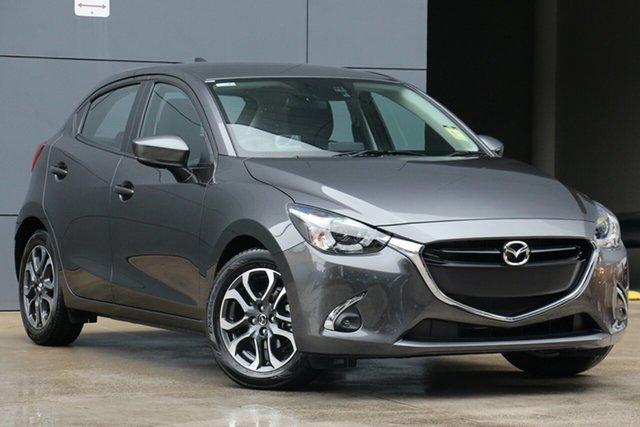 New Mazda 2 DJ2HAA Genki SKYACTIV-Drive, 2019 Mazda 2 DJ2HAA Genki SKYACTIV-Drive Machine Grey 6 Speed Sports Automatic Hatchback