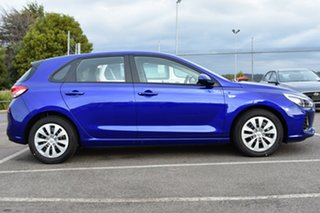 2019 Hyundai i30 PD MY19 Go Intense Blue 6 Speed Sports Automatic Hatchback.