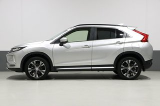 2018 Mitsubishi Eclipse Cross YA LS (2WD) Sterling Silver Continuous Variable Wagon