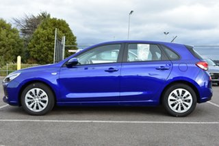 2019 Hyundai i30 PD MY19 Go Intense Blue 6 Speed Sports Automatic Hatchback