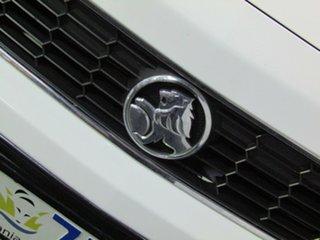 2012 Holden Barina TM Summit White 5 Speed Manual Hatchback