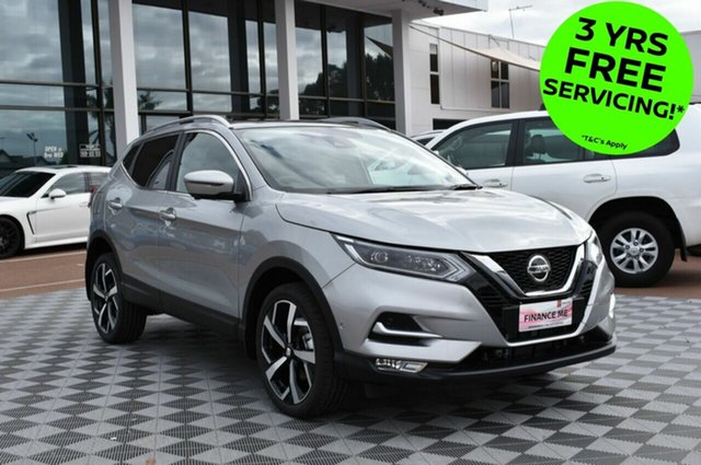 New Nissan Qashqai J11 Series 2 Ti X-tronic, 2019 Nissan Qashqai J11 Series 2 Ti X-tronic Black 1 Speed Constant Variable Wagon