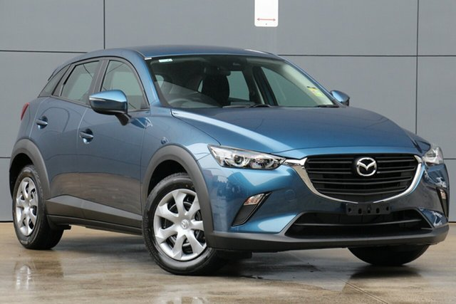 New Mazda CX-3 DK2W76 Neo SKYACTIV-MT FWD Sport, 2019 Mazda CX-3 DK2W76 Neo SKYACTIV-MT FWD Sport Eternal Blue 6 Speed Manual Wagon