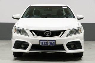 2014 Toyota Aurion GSV50R Sportivo ZR6 White 6 Speed Automatic Sedan.