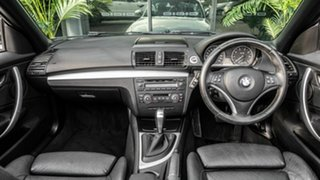 2009 BMW 120i E88 MY09 Silver 6 Speed Automatic Convertible