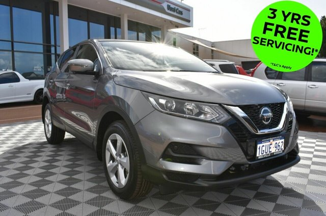 Demo Nissan Qashqai J11 Series 2 ST+ X-tronic, 2019 Nissan Qashqai J11 Series 2 ST+ X-tronic Gun Metallic 1 Speed Constant Variable Wagon