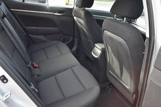2018 Hyundai Elantra AD.2 MY19 Active Platinum Silver 6 Speed Sports Automatic Sedan