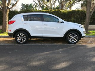 2015 Kia Sportage SL MY15 Si 2WD Premium White 6 Speed Sports Automatic Wagon