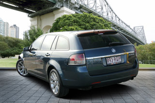 2011 Holden Berlina VE II Sportwagon Blue 6 Speed Sports Automatic Wagon.