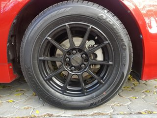 2010 Toyota Prius ZVW30R I-Tech Red 1 Speed Constant Variable Liftback Hybrid.