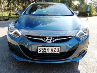 2013 Hyundai i40 VF2 Active Blue 6 Speed Sports Automatic Sedan.