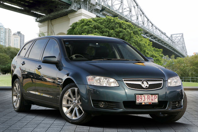 Used Holden Berlina VE II MY12 Sportwagon, 2011 Holden Berlina VE II MY12 Sportwagon Blue 6 Speed Sports Automatic Wagon