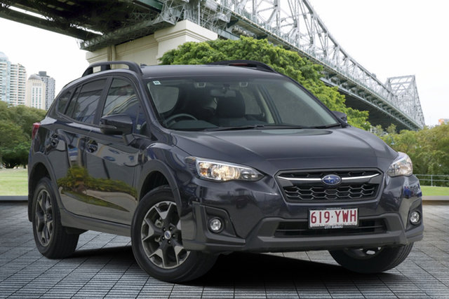 Demo Subaru XV G5X MY19 2.0i-L Lineartronic AWD, 2018 Subaru XV G5X MY19 2.0i-L Lineartronic AWD Dark Grey 7 Speed Constant Variable Wagon