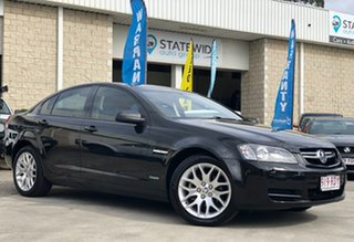 2010 Holden Commodore VE MY10 International Black 6 Speed Sports Automatic Sedan