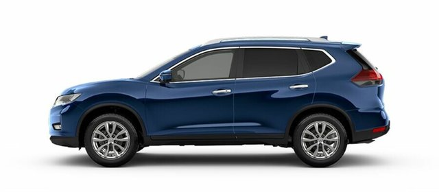 New Nissan X-Trail T32 Series II ST-L X-tronic 2WD, 2019 Nissan X-Trail T32 Series II ST-L X-tronic 2WD Marine Blue 7 Speed Constant Variable Wagon