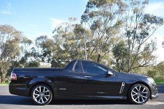 2013 Holden Ute VF MY14 SS V Ute Black 6 Speed Sports Automatic Utility.