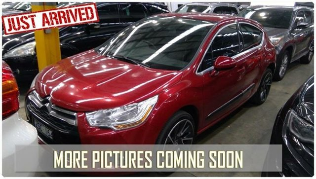 Used Citroen DS4 F7 MY13 DSport THP 200, 2013 Citroen DS4 F7 MY13 DSport THP 200 Red Manual Hatchback