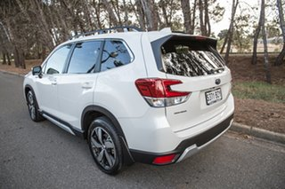 2019 Subaru Forester S5 MY19 2.5i-S CVT AWD Crystal White Pearl 7 Speed Constant Variable Wagon