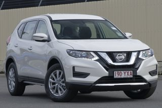 2019 Nissan X-Trail T32 Series II ST X-tronic 4WD Ivory Pearl 7 Speed Constant Variable Wagon.