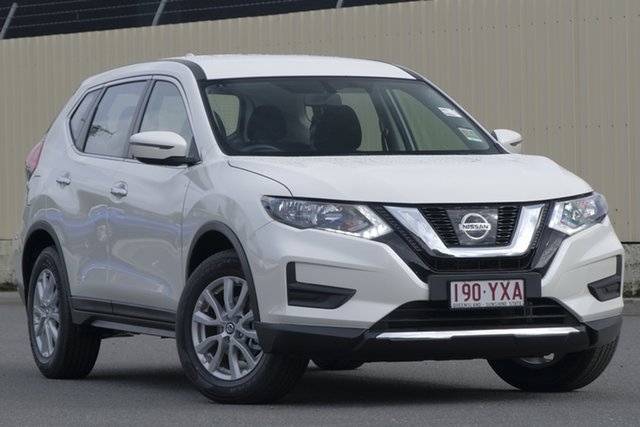 Demo Nissan X-Trail T32 Series II ST X-tronic 4WD, 2019 Nissan X-Trail T32 Series II ST X-tronic 4WD Ivory Pearl 7 Speed Constant Variable Wagon