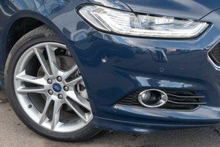 2018 Ford Mondeo MD 2018.25MY Titanium PwrShift 6 Speed Sports Automatic Dual Clutch Wagon.