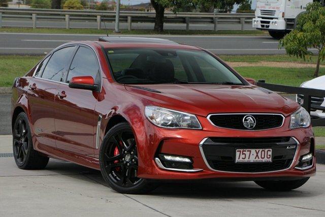 Used Holden Commodore VF II MY16 SS V Redline, 2015 Holden Commodore VF II MY16 SS V Redline Red 6 Speed Sports Automatic Sedan