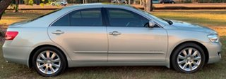 2007 Toyota Aurion GSV40R Presara Silver 6 Speed Sports Automatic Sedan.