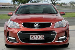 2015 Holden Commodore VF II MY16 SS V Redline Red 6 Speed Sports Automatic Sedan
