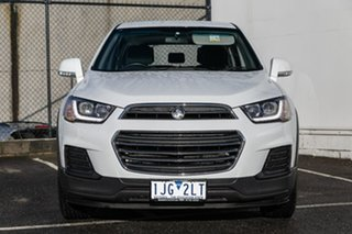 2016 Holden Captiva CG MY17 LS 2WD White 6 Speed Sports Automatic Wagon.