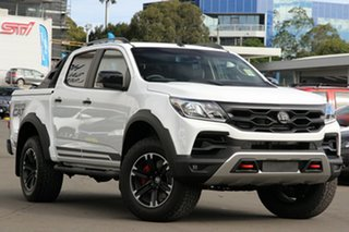 2019 Holden Special Vehicles Colorado 82C43 MY19 SportsCat Plus (4x4) Summit White 6 Speed Automatic.