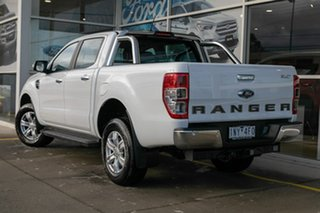 2018 Ford Ranger PX MkIII 2019.00MY XLT Pick-up Double Cab 4x2 Hi-Rider White 6 Speed
