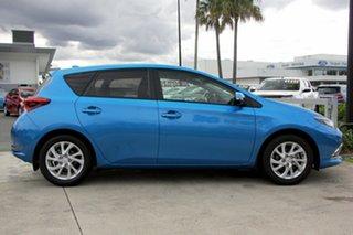2018 Toyota Corolla ZRE182R Ascent Sport S-CVT Blue Gem 7 Speed Constant Variable Hatchback.
