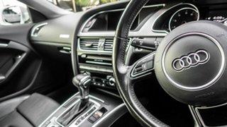 2014 Audi A5 8T MY15 1.8 TFSI White CVT Multitronic Coupe