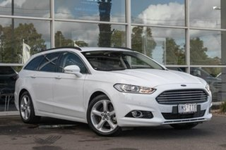 2018 Ford Mondeo MD 2018.25MY Trend PwrShift 6 Speed Sports Automatic Dual Clutch Wagon.
