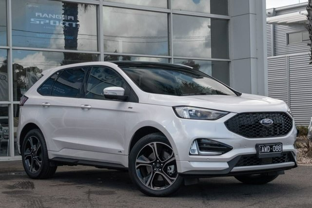 Used Ford Endura CA 2019MY ST-Line SelectShift AWD, 2018 Ford Endura CA 2019MY ST-Line SelectShift AWD 8 Speed Sports Automatic Wagon