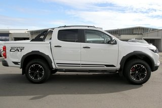 2019 Holden Special Vehicles Colorado 82C43 MY19 SportsCat Plus (4x4) Summit White 6 Speed Automatic