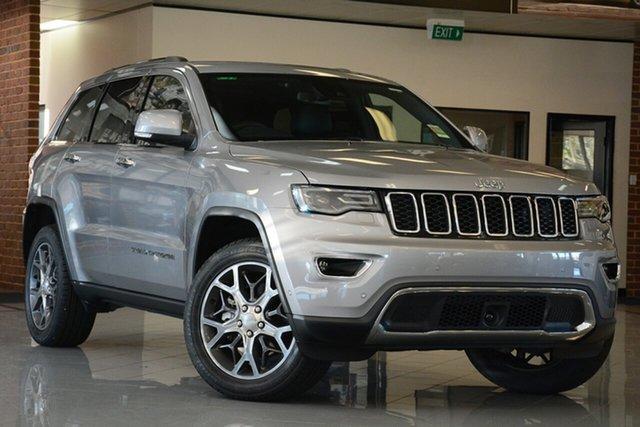 New Jeep Grand Cherokee WK MY19 Limited, 2019 Jeep Grand Cherokee WK MY19 Limited Billet 8 Speed Sports Automatic Wagon