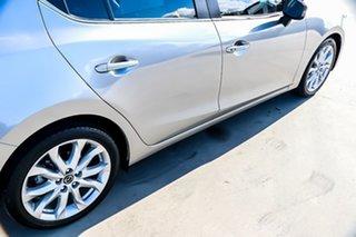 2014 Mazda 3 BM5238 SP25 SKYACTIV-Drive GT Silver 6 Speed Sports Automatic Sedan
