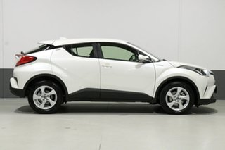 2018 Toyota C-HR NGX10R Update (2WD) Crystal Pearl Continuous Variable Wagon