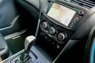 2016 Mazda BT-50 UR0YF1 GT Cool White 6 Speed Sports Automatic Utility